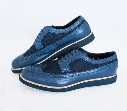 Обувь мужская Baldinini Мужские Лоферы - фото 1