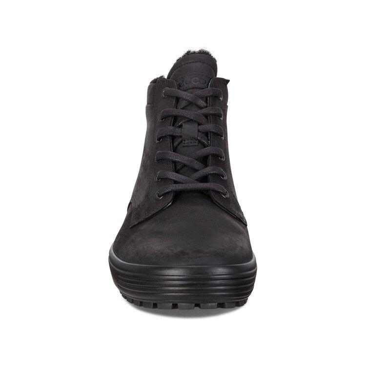 Обувь мужская ECCO Кеды высокие SOFT 7 TRED 450194/02001 - фото 4