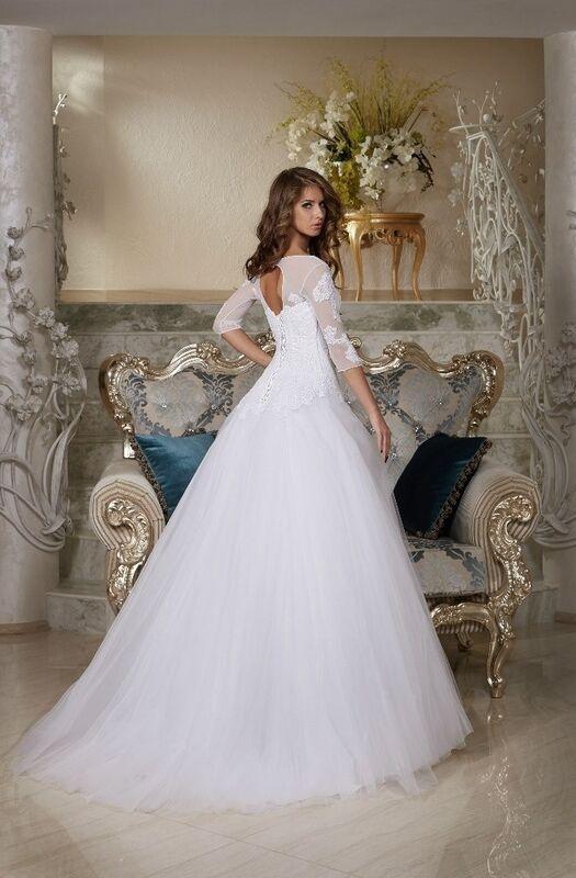 Свадебное платье напрокат Armonia Свадебное платье Viktoria - фото 2