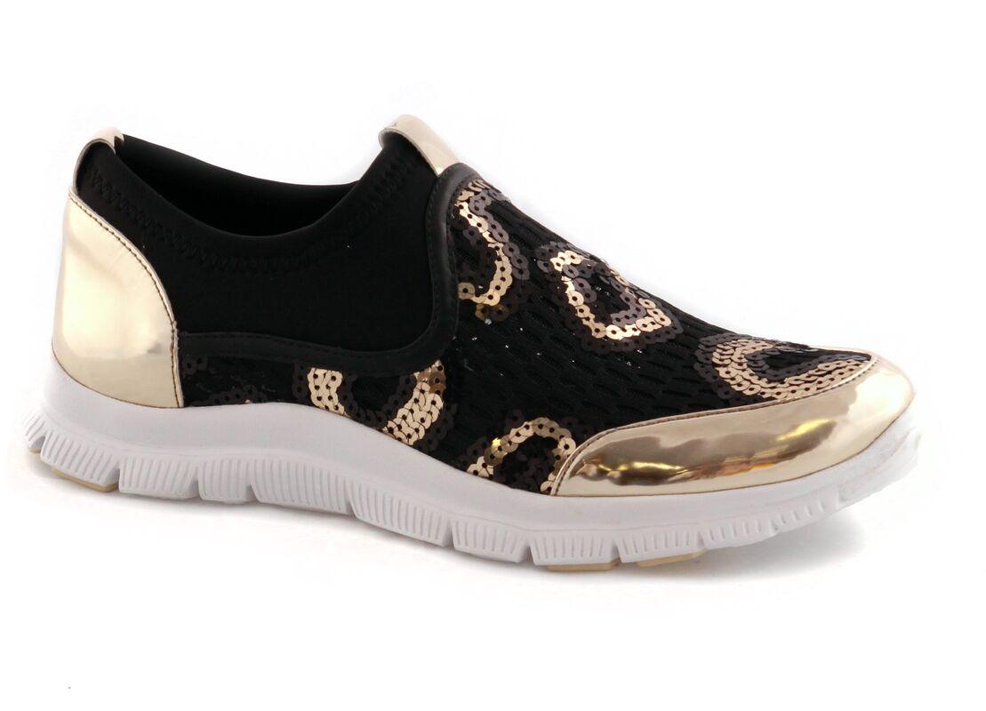 Обувь женская M.Santini Кроссовки женские  755132000707 - фото 1