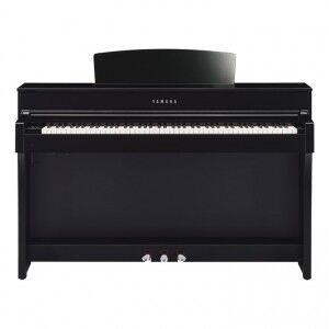 Музыкальный инструмент Yamaha Цифровое пианино Clavinova CLP-645WH - фото 1