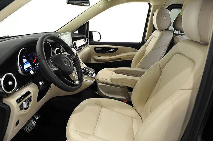 Аренда авто Mercedes-Benz V-class - фото 6