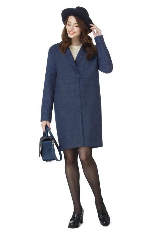 Верхняя одежда женская Elema Пальто женское демисезонное Т-7235 - фото 1