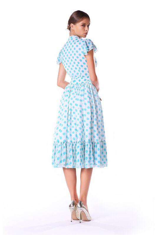 Платье женское Isabel Garcia Коктейльное платье BN1262 - фото 2