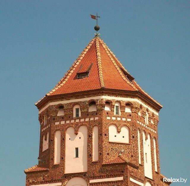 Достопримечательность Мирский замок Фото - фото 2