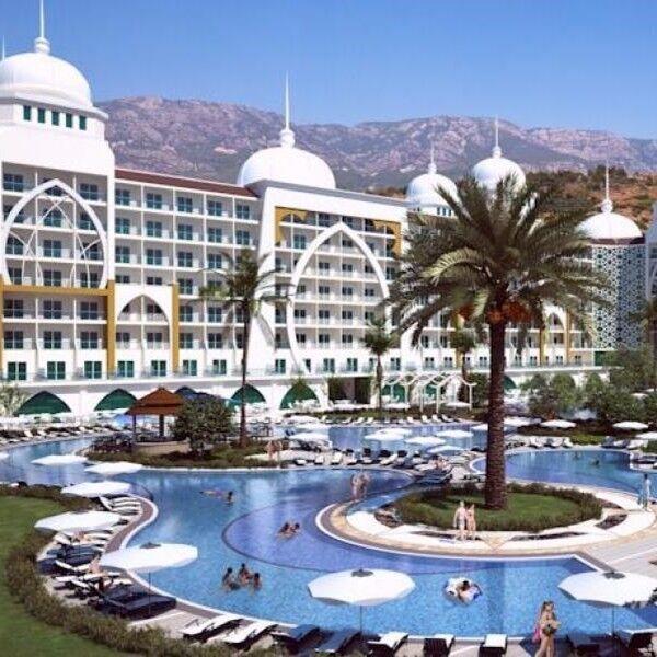 Туристическое агентство География Пляжный авиатур в Турцию, Аланья, Alan Xafira Deluxe Resort & Spa 5* - фото 1