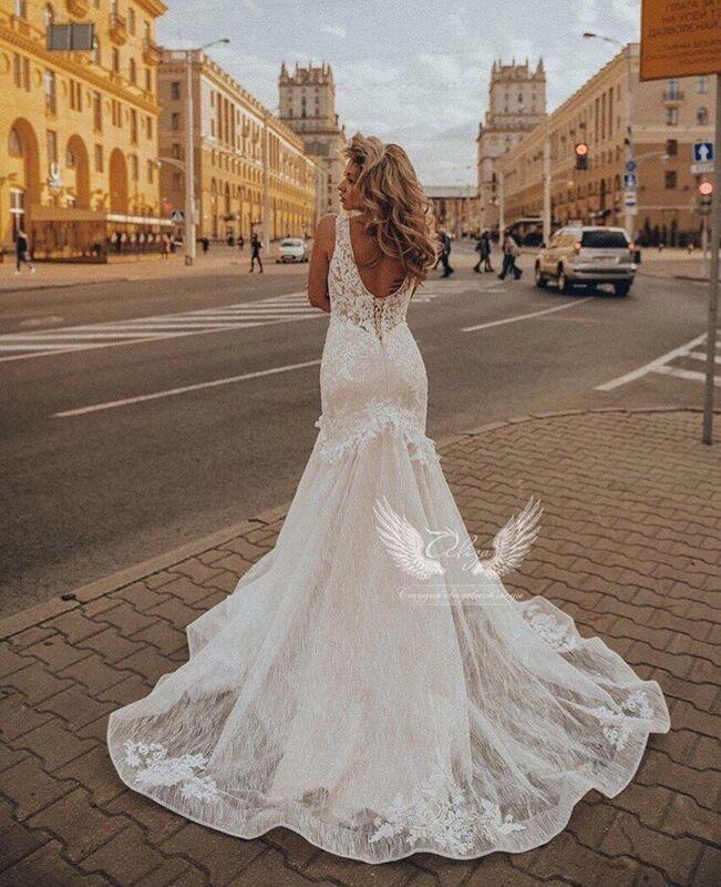"""Свадебное платье напрокат ALIZA свадебное платье  """"Julia"""" - фото 2"""