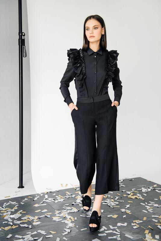 Кофта, блузка, футболка женская Burvin Блузка женская 5955 - фото 1
