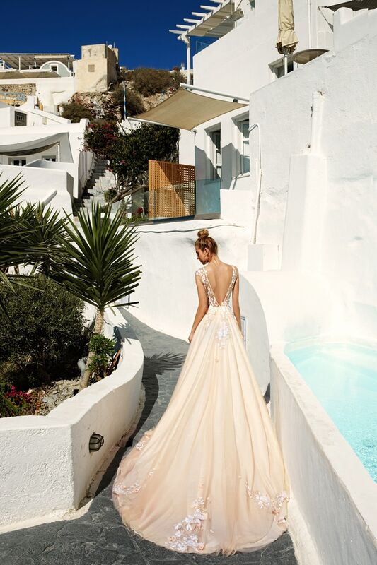 Свадебное платье напрокат Eva Lendel Свадебное платье Kate - фото 2
