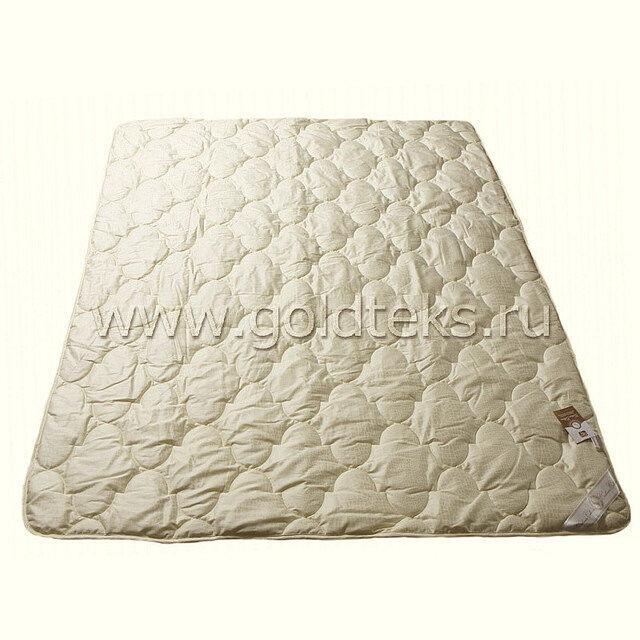 Подарок Голдтекс Элитное всесезонное кашемировое одеяло  220х240  1088 - фото 2