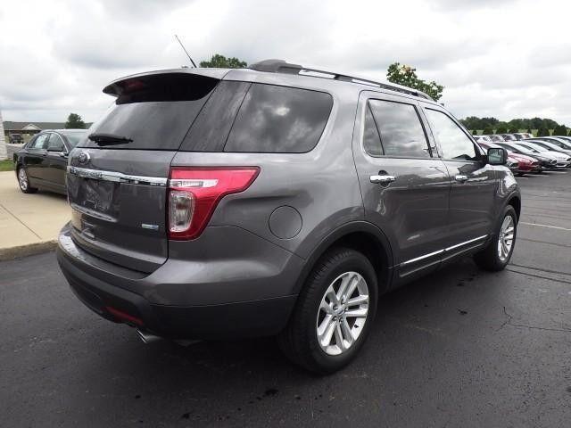 Аренда авто Ford Explorer XLT 2014 г.в. - фото 4