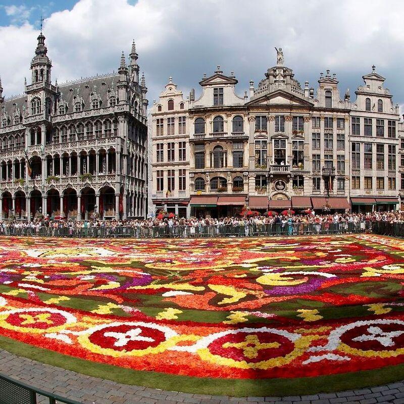 Туристическое агентство Отдых и Туризм Автобусный экскурсионный тур «Берлин – Париж – Брюссель – Амстердам» - фото 1