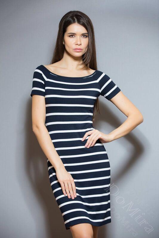 Платье женское DoMira Платье М-01-392 - фото 1