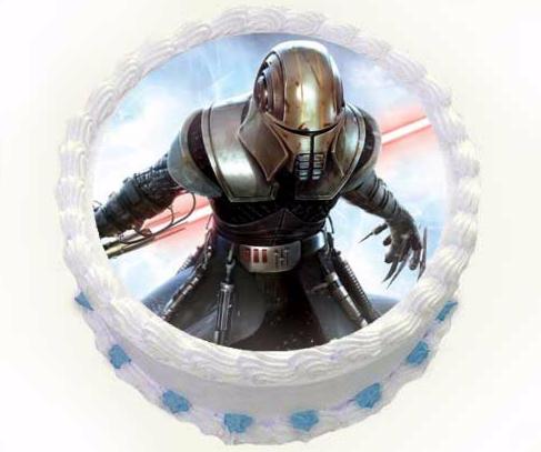 Торт Tortas Торт «Звёздные войны» №4 - фото 1