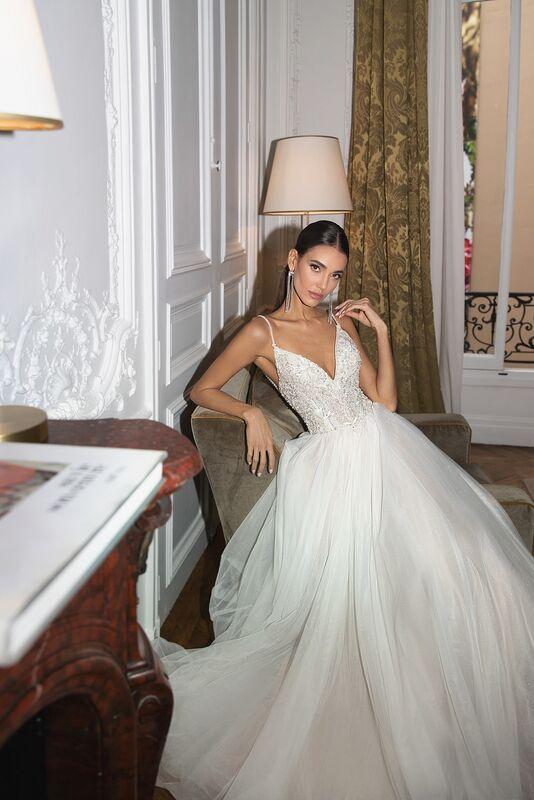"""Свадебный салон ALIZA свадебное платье """"Lisettye"""" - фото 3"""