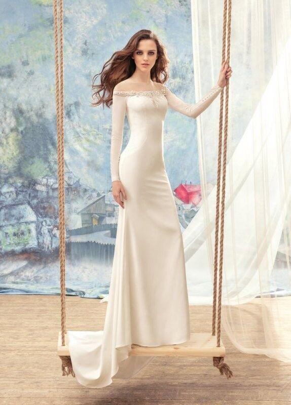 Свадебный салон Papilio Свадебное платье «Альбатрос» 1712L - фото 1