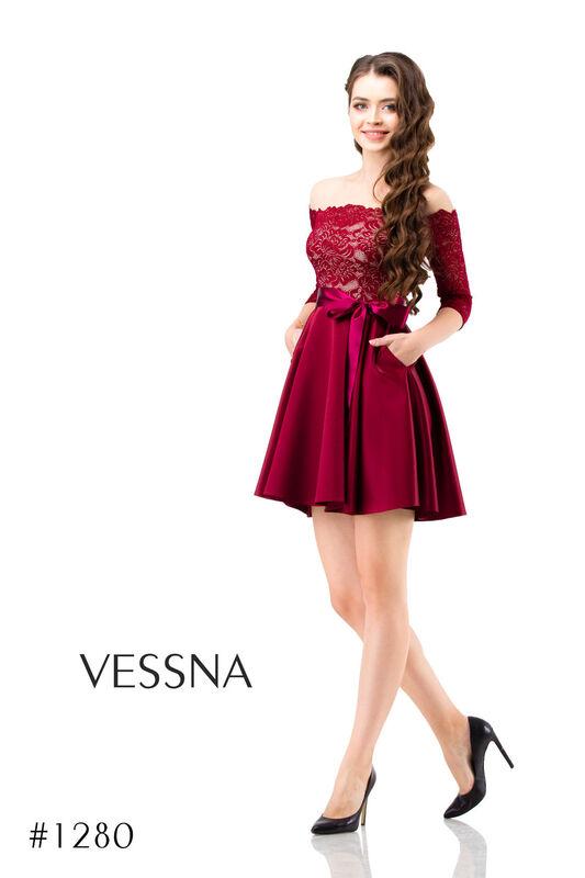 Вечернее платье Vessna Вечернее платье №1280 - фото 1