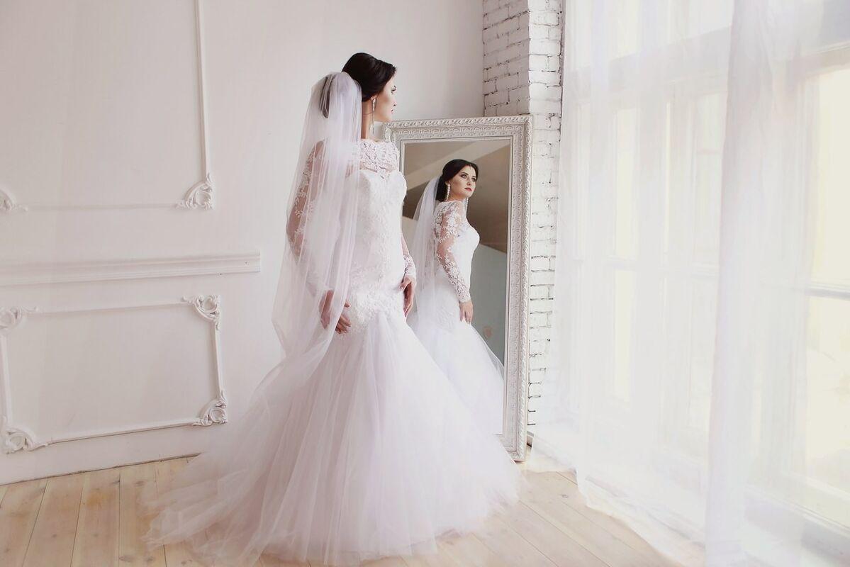 Свадебное платье напрокат ALIZA Свадебное платье «Annabel» Soffito - фото 2