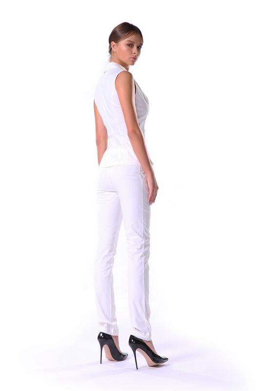 Пиджак, жакет, жилетка женские Isabel Garcia Жилет BK1211 - фото 2