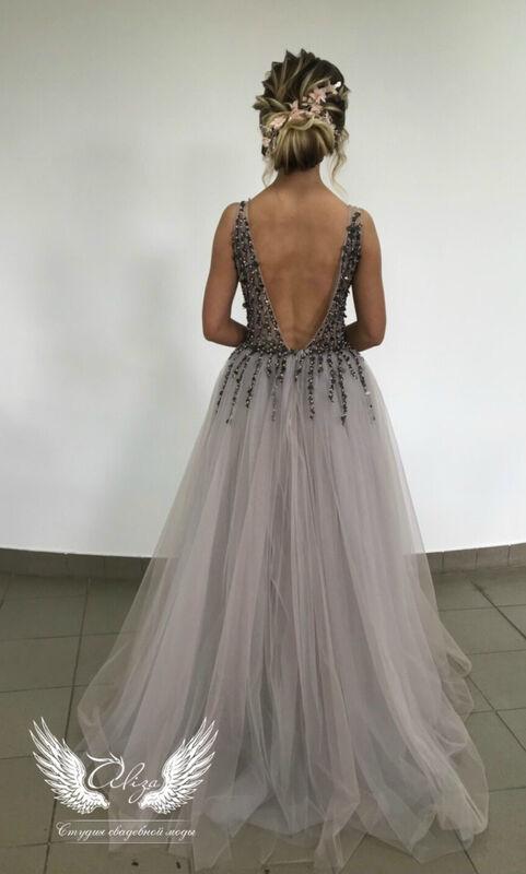 Вечернее платье ALIZA Платье «Greya» - фото 2