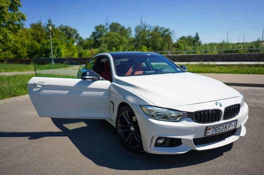 Прокат авто BMW 428i - фото 2