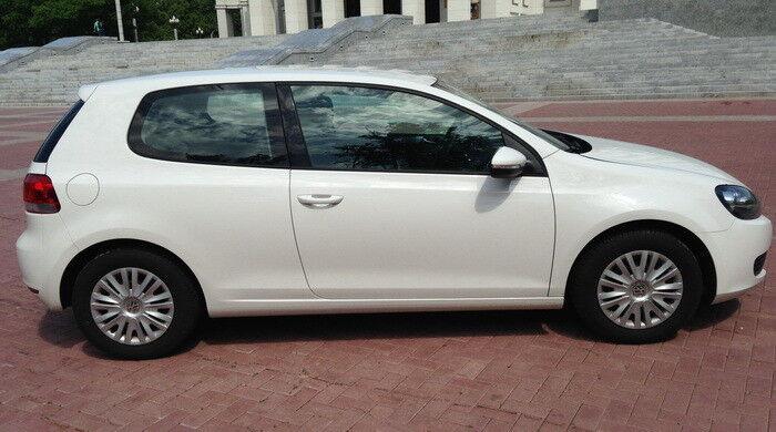 Аренда авто Volkswagen Golf 6 White - фото 2