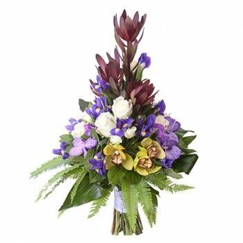 Магазин цветов Ветка сакуры Мужской букет №23 - фото 1