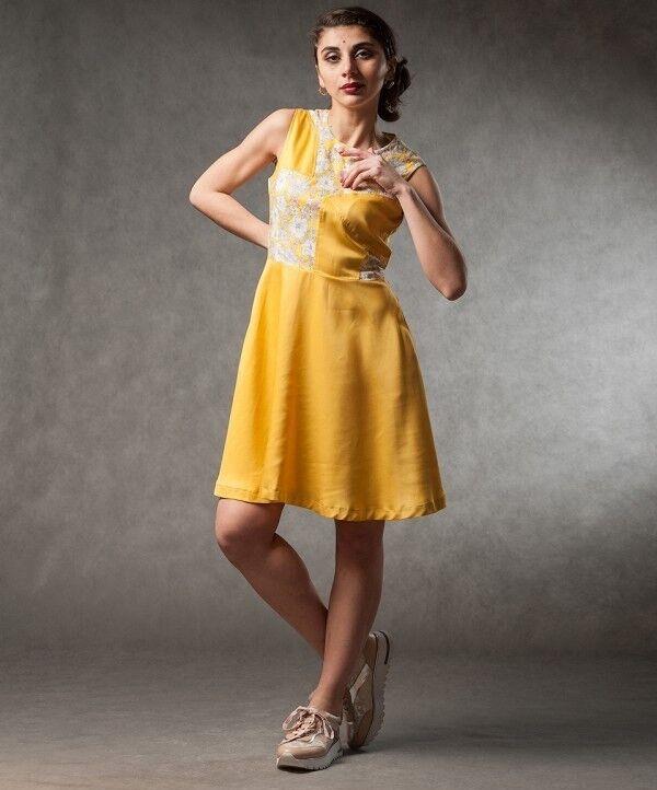 Платье женское MISUTERI Платье Churippu SS0156 - фото 1
