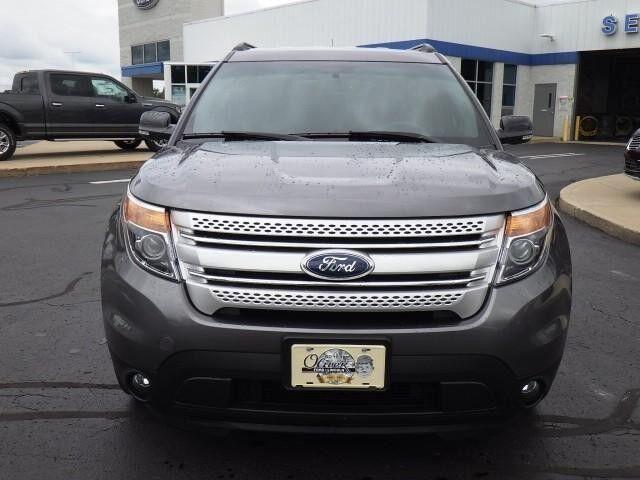 Аренда авто Ford Explorer XLT 2014 г.в. - фото 5