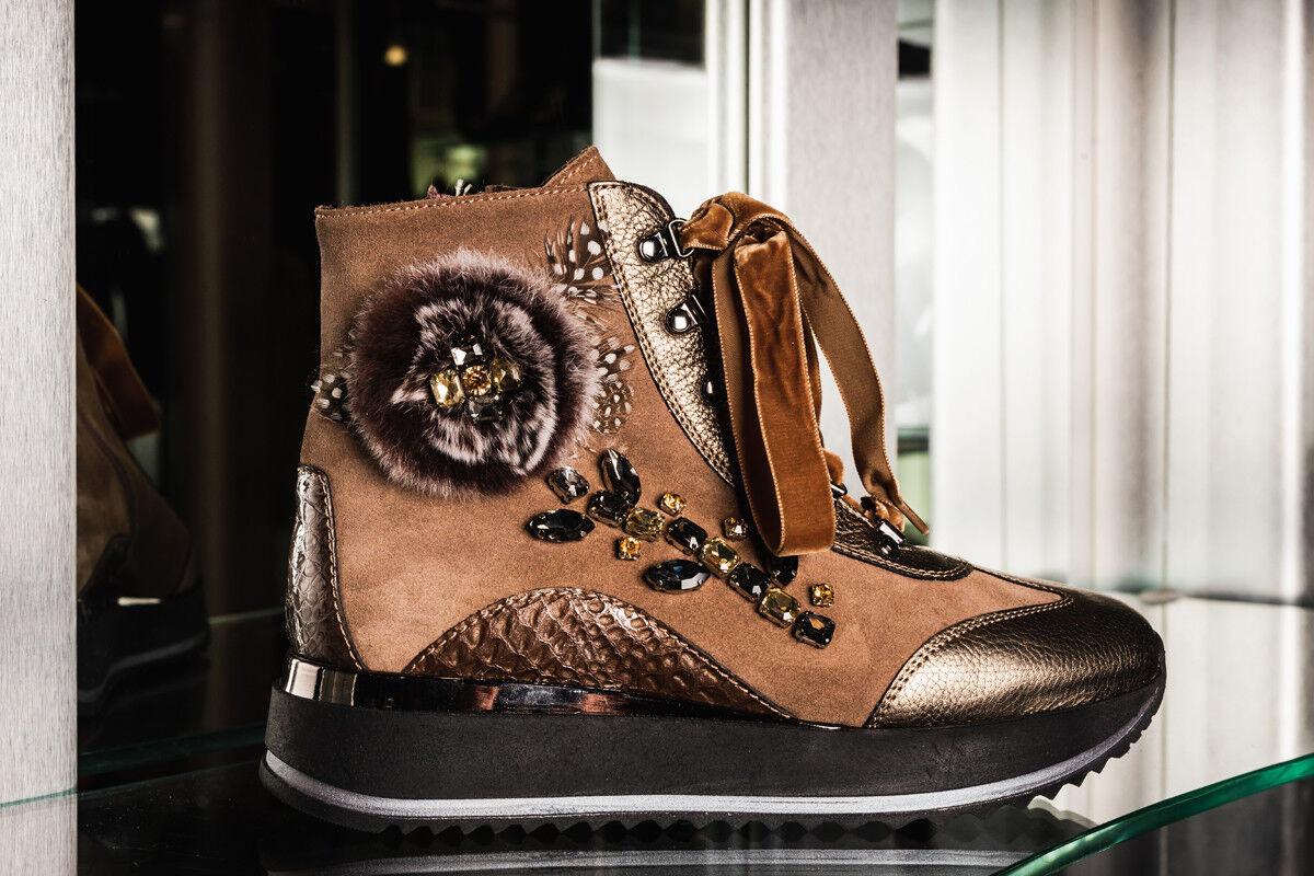 Обувь женская Marzetti Ботинки женские 5014 - фото 1