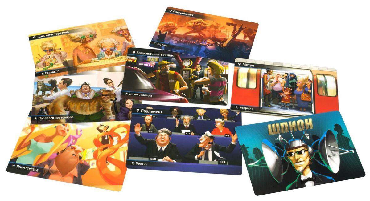 Магазин настольных игр Hobby World Настольная игра «Находка для шпиона 2» - фото 4