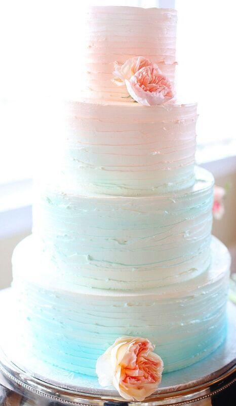 Торт DOLCE Свадебный торт «Филадельфия 69-го» - фото 1