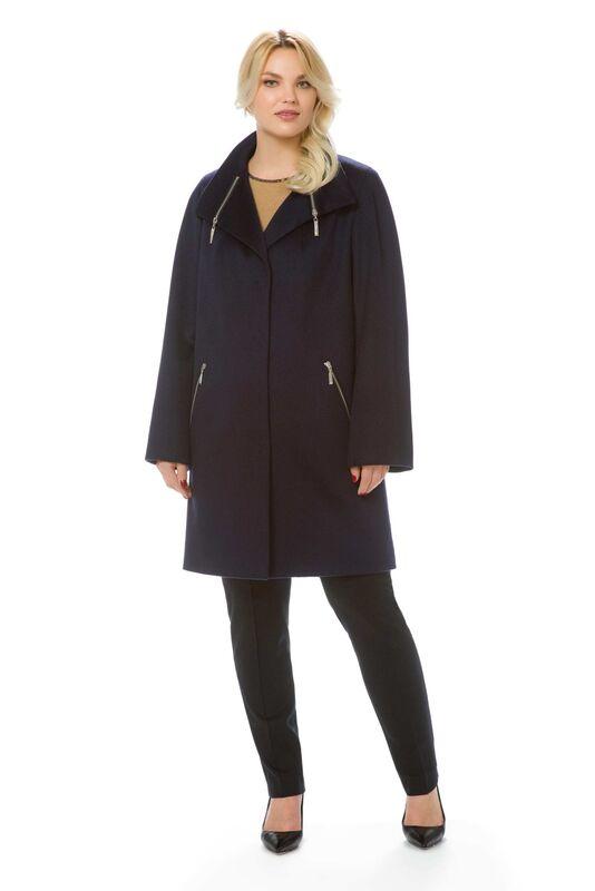 Верхняя одежда женская Elema Пальто женское демисезонное Т-6923 - фото 1