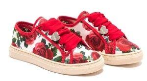 Обувь детская Monnalisa Полуботинки для девочки 8C9025 9668 0144 - фото 1