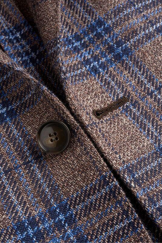 Пиджак, жакет, жилетка мужские SUITSUPPLY Пиджак мужской Havana C1332 - фото 5