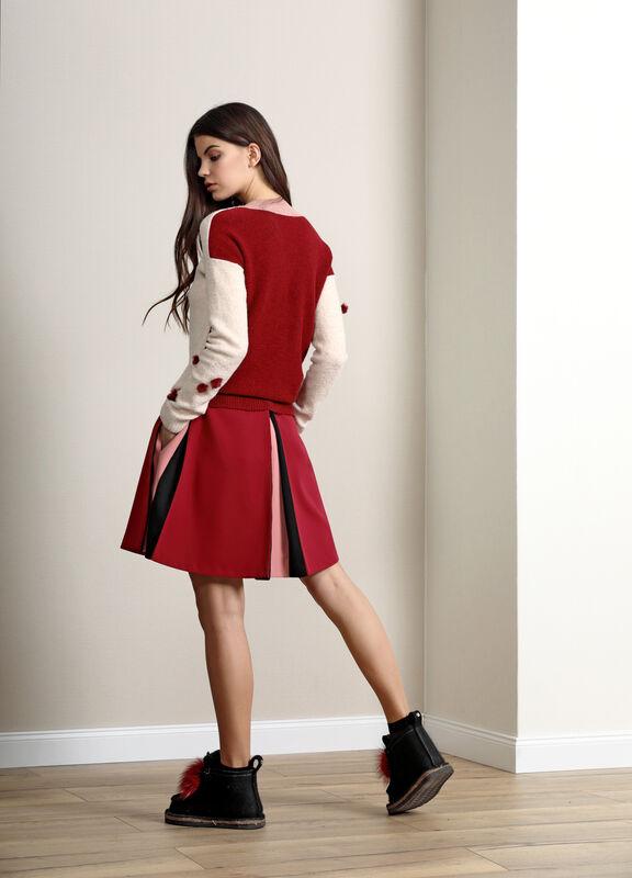 Кофта, блузка, футболка женская Burvin Джемпер женский 5680 - фото 2