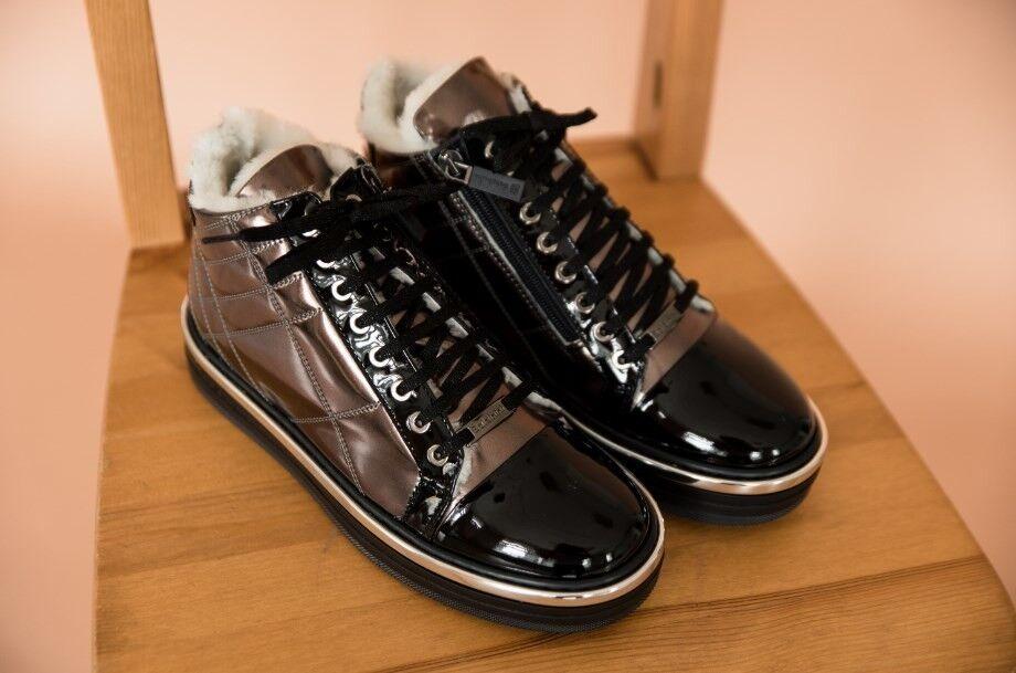 Обувь женская Baldinini Ботинки женские 4 - фото 2