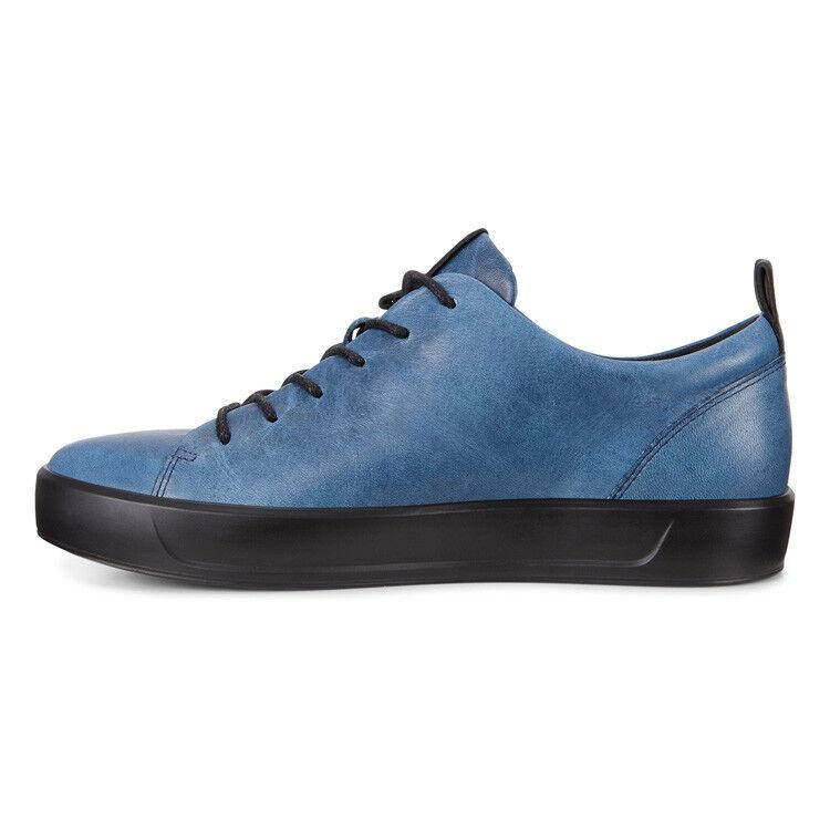 Обувь мужская ECCO Кеды мужские SOFT 8 440824/51184 - фото 2