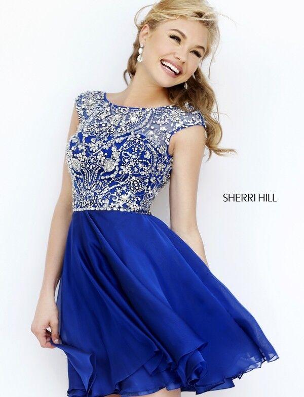 Вечернее платье Sherri Hill Платье вечернее 32320 - фото 6