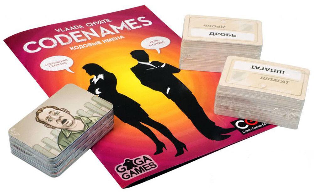 Магазин настольных игр GaGaGames Игра настольная «Codenames» - фото 3