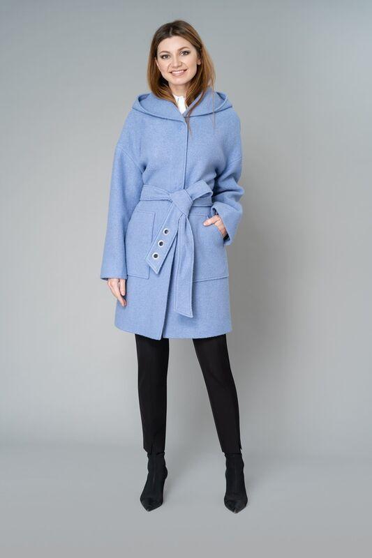Верхняя одежда женская Elema Пальто женское демисезонное 1-9288-1 - фото 5