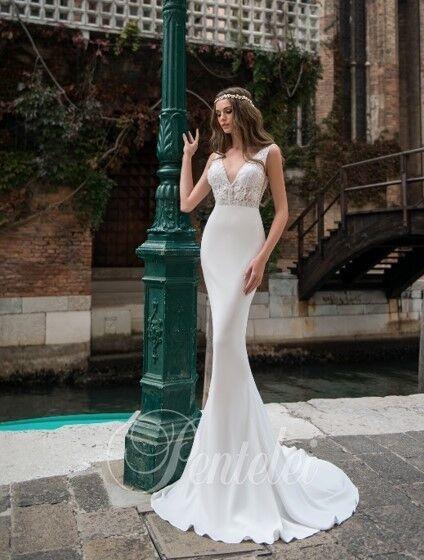 Свадебное платье напрокат Lavender Свадебное платье Vivien - фото 2