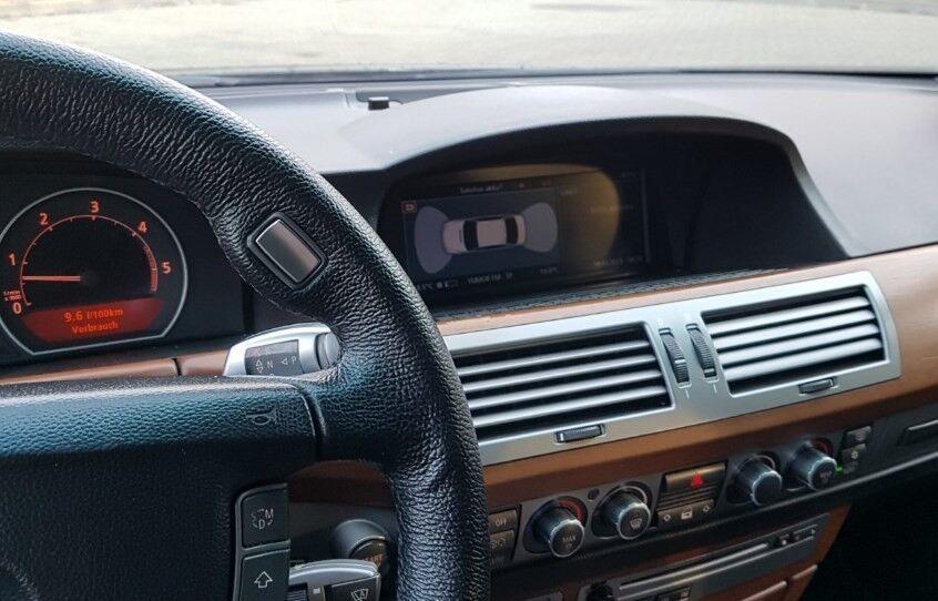 Прокат авто BMW 730i - фото 2