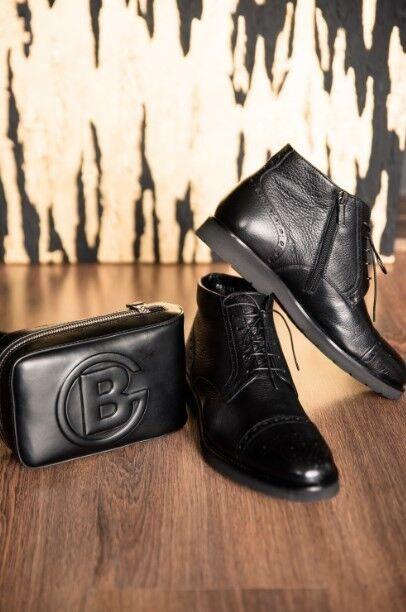 Обувь мужская Baldinini Ботинки мужские 1 - фото 3