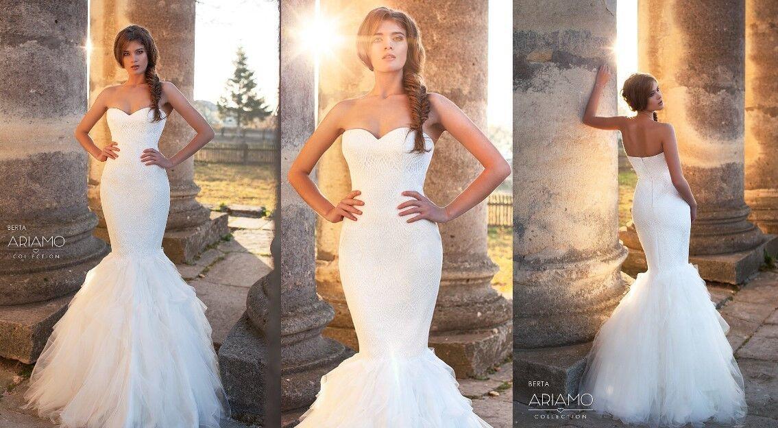 Свадебное платье напрокат Ariamo Bridal Платье свадебное Berta - фото 2