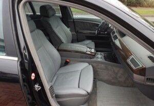 Аренда авто BMW 745I 2005 года - фото 2