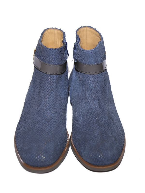Обувь детская Zecchino d'Oro Ботинки для девочки F05-3544 - фото 1