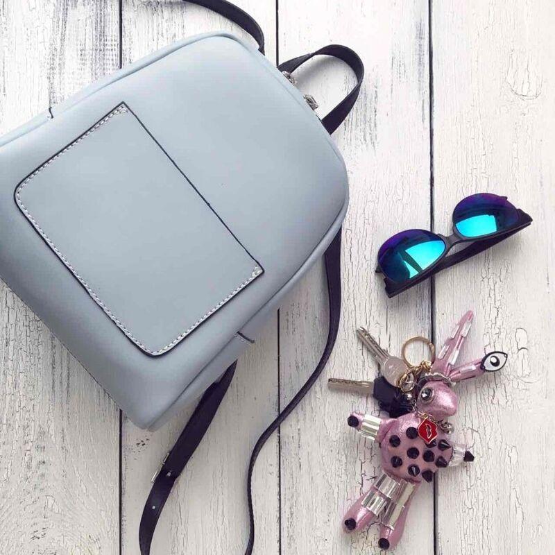 27405a4cf127 Купить Кожаный рюкзак С00183 Vezze в Минске – цены продавцов