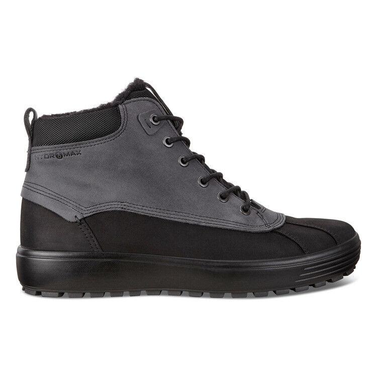 Обувь мужская ECCO Кеды высокие SOFT 7 TRED 450124/51052 - фото 3
