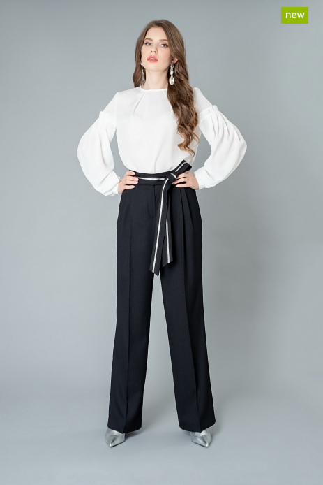 Кофта, блузка, футболка женская Elema Блузка женская 2К-9154-1 - фото 1
